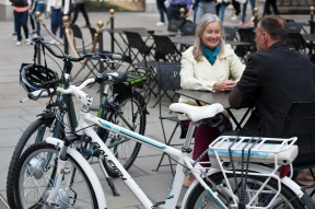 Cycling and Wellbeing study (photo: Raleigh UK)